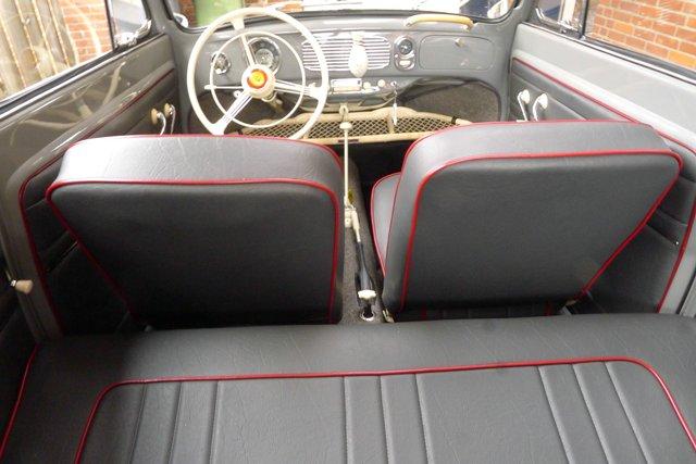 Kever Cabrio 1955 – Autostofferen.NL